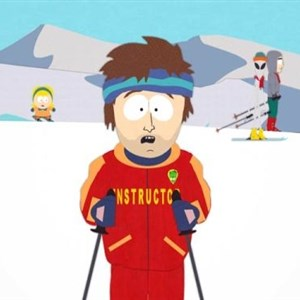 South Park Ski Teacher