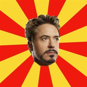 Leave it to Iron Man