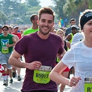 Ridiculously photogenic guy (Zeddie)