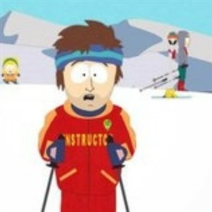 south park skiing instructor