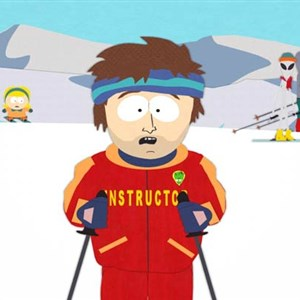 Super Cool South Park Ski Instructor