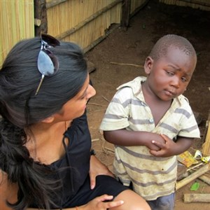 skeptical black kid