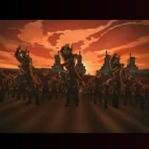 Fire Nation attack