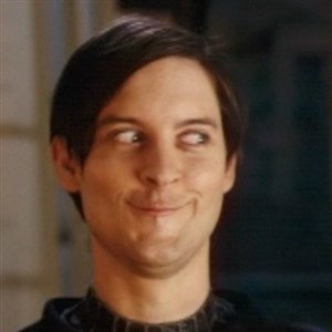 Toby Maguire Troll Face