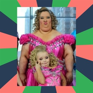 Honey Boo Boo...Here comes the apocalypse!