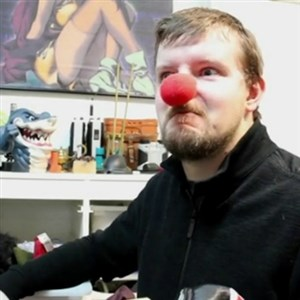 Clown-Nose Graham