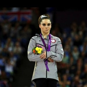 Unimpressed McKayla Maroney