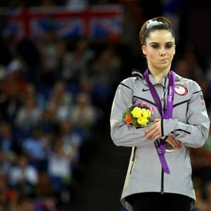 unimpressed McKayla Maroney 2
