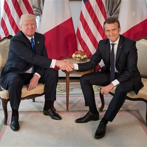 Rencontre macron et trump [PUNIQRANDLINE-(au-dating-names.txt) 55