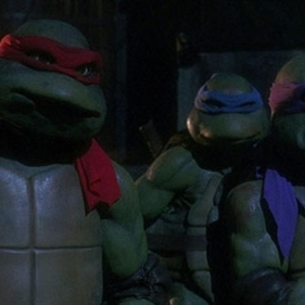 Teenage mutant thug turtles