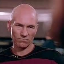 really angry picard