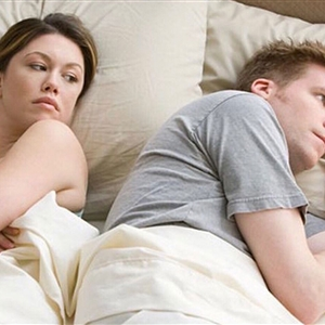 Her: I bet he's thinking about other girls...