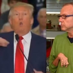 Trump mocks a disabled man