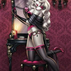 A awesome lady death