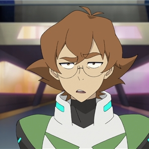 Dumbstruck Pidge