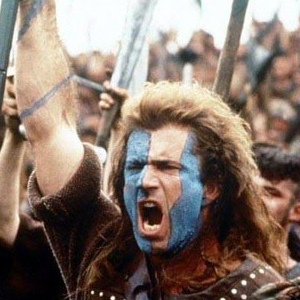 Braveheart SHOUTING BATTLE