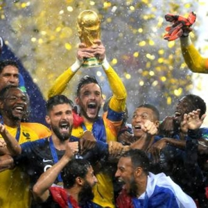 France cup win