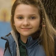 Young Abigail Breslin