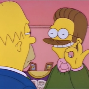 Ned Flanders Is Gucci