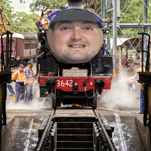 Anthony the Thompson Engine