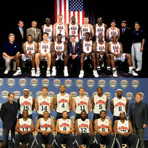 USA Dream Team : Original & Cheap Copy