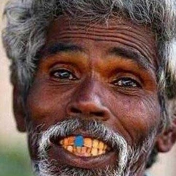Blue tooth guy