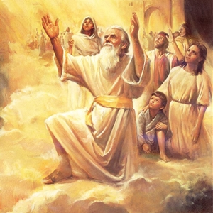 Glory be unto God the Father