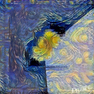 Van Gough Edit Button