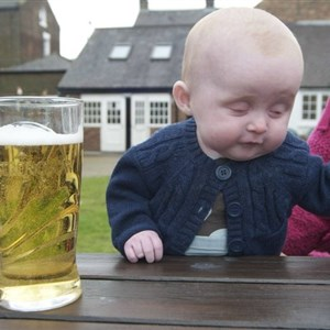 drunk baby philosophy