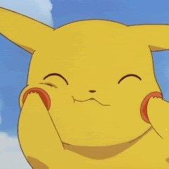 uber happy pikachu