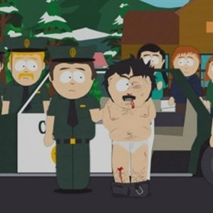 Randy Marsh I'm sorry but I though this was america