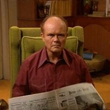 red forman dumbass