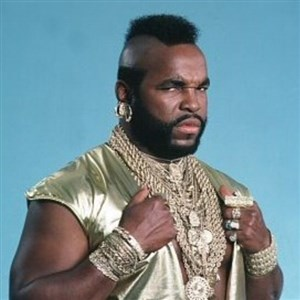 I pity the fool that doubts the A-Team