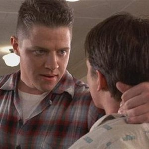 Biff from Back to the Future