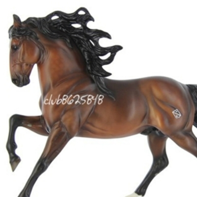 Typical horse model collector