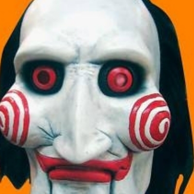 Jigsaw from saw evil