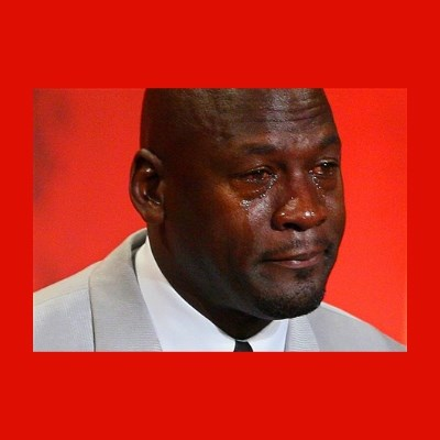 crying michael jordan