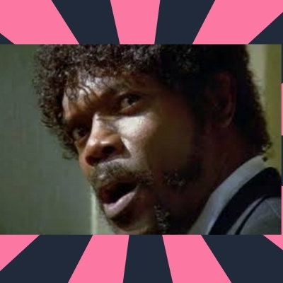 samuel l jackson, pulp fiction