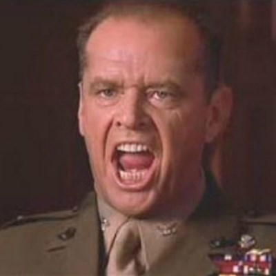 Jack Nicholson - You can't handle the truth!