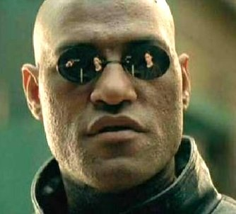 What if I told you / Matrix Morpheus
