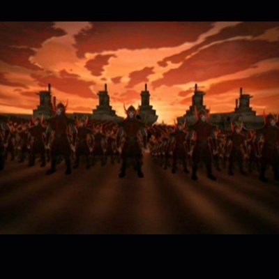 until the fire nation attacked.