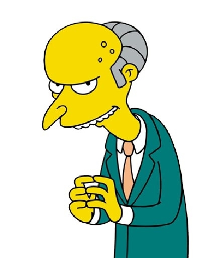 Mr Burns meme