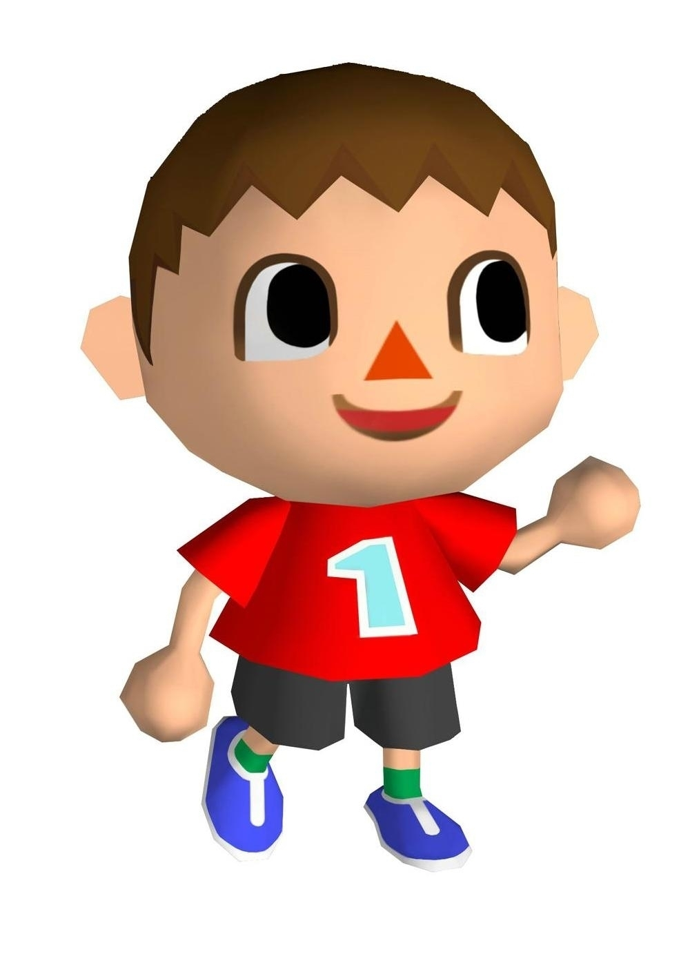 Animal Crossing Boy