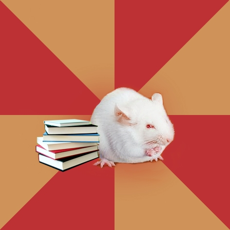 Science Major Mouse