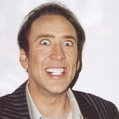 Creepy Smiling Cage