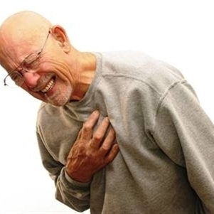 Old Man Heart Attack