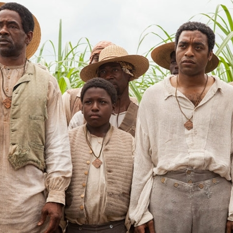 12 years a slave hangover