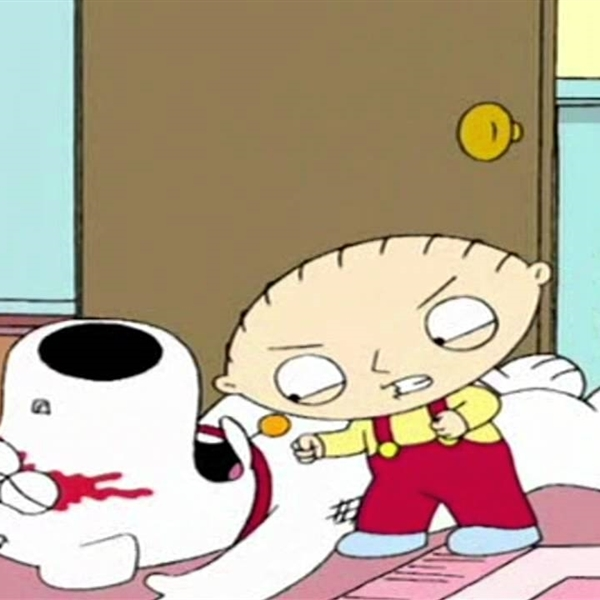 Where's my money Stewie