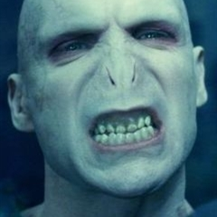 Angry Voldemort