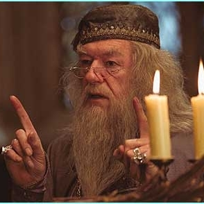 dumbledore fingers